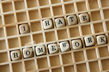 Can I write a college essay about hating homework?